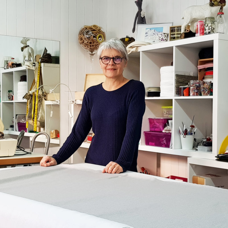 Valérie Tarte - Couturière Décoratrice